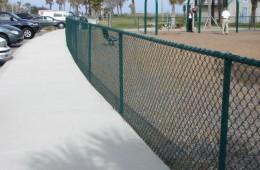 Yakima Chain link fencing