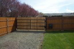 Wood Fence Yakima