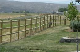 Wood Fencing Yakima 2